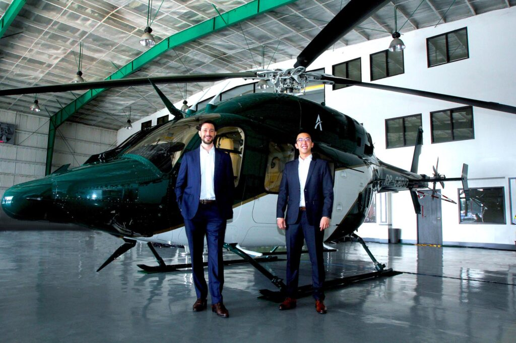 Ascent, Asia's urban air mobility service, joins AsBAA Ascent team