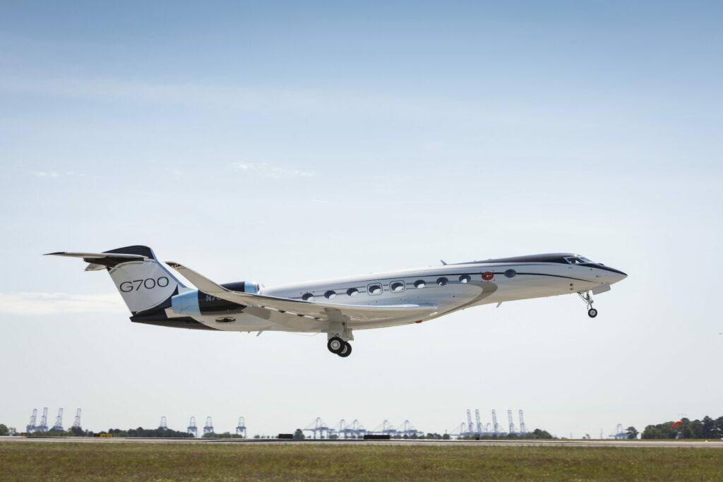 Gulfstream G700 Program Accelerates