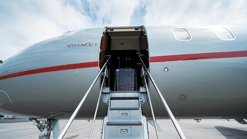 Private-jet travel beckons as Asian market matures. vistajet plane