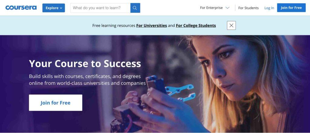 coursera affiliate programmes