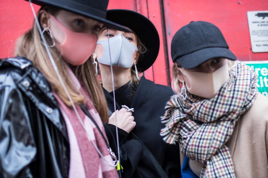 fashion evolves through covid toward sustainability