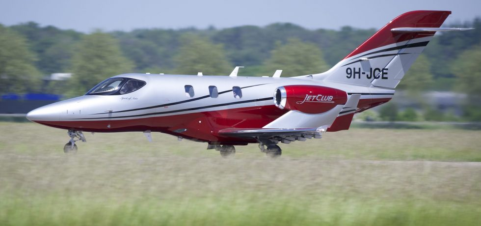 JetClub secures AOC in Europe