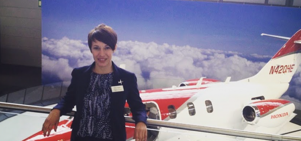 JetClub Nadine Kress says Business Aviation is the answer to get Europe back to work